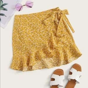 🧡💛Wrapped Skirt💛🧡